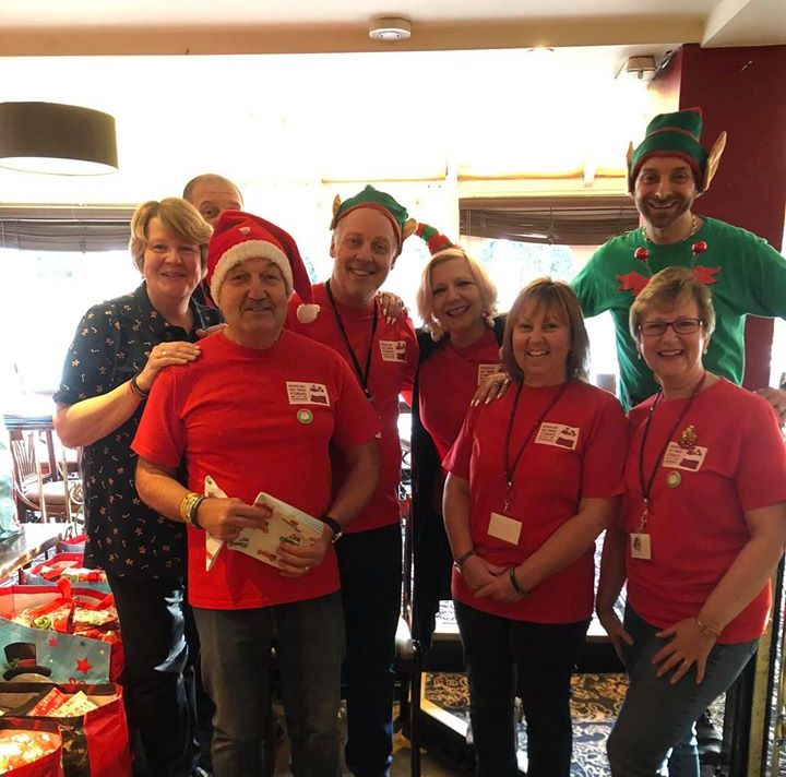 Operation Santa Toy Appeal Heading off to Pastures New