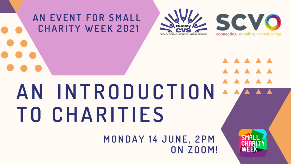 """Featured image for """"Lots on offer during Small Charity Week and June's Month of Community"""""""