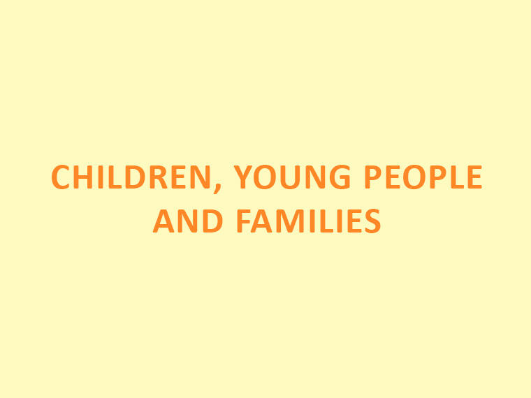 Children, Young People and Charities
