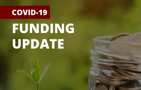 """Featured image for """"Funders for Covid-19: Help for not-for-profits"""""""